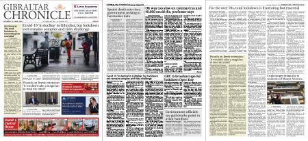 Gibraltar Chronicle – 18 April 2020