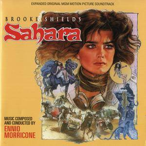 Ennio Morricone - Sahara: Expanded Original NGM Motion Picture Soundtrack (1983) 2CD Remastered, Limited Edition 2014 [Re-up]