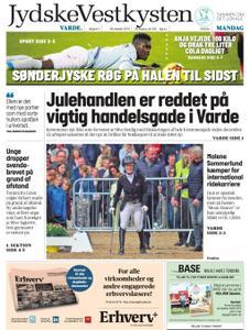 JydskeVestkysten Varde – 28. oktober 2019