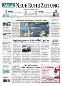 NRZ Neue Ruhr Zeitung Essen-Postausgabe - 16. Oktober 2018