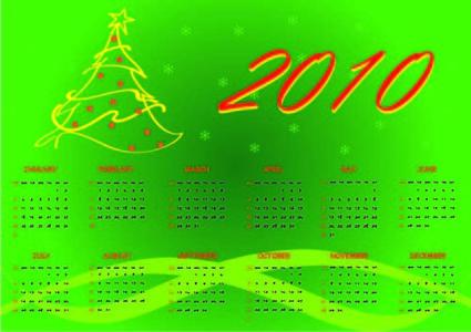 calendar 2010№9