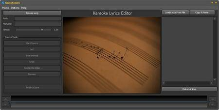 Kanto Syncro Karaoke 1.0