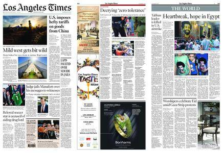 Los Angeles Times – June 16, 2018