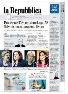 la Repubblica - 4 Febbraio 2019