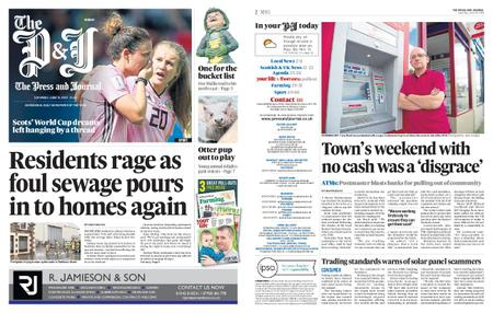 The Press and Journal Moray – June 15, 2019