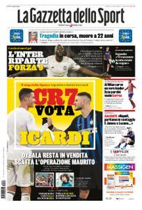 La Gazzetta dello Sport Roma – 06 agosto 2019