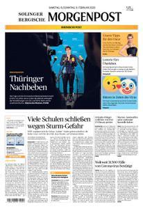 Solinger Morgenpost – 08. Februar 2020