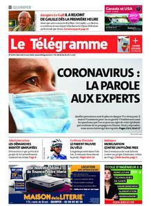 Le Télégramme Quimper – 04 mars 2020