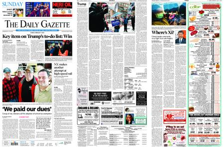 The Daily Gazette – February 09, 2020