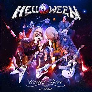 Helloween - United Alive in Madrid (Live) (2019) [Official Digital Download]