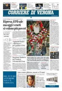 Corriere di Verona - 19 Novembre 2017