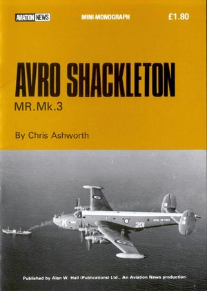 Avro Shackleton MR.Mk.3
