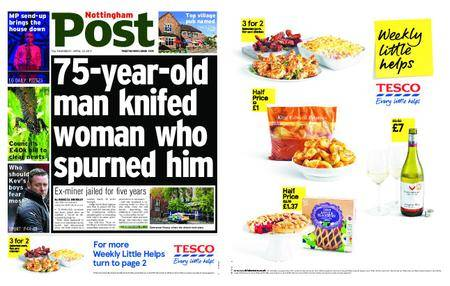 Nottingham Post – April 12, 2018