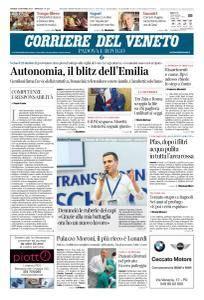 Corriere del Veneto Padova e Rovigo - 19 Ottobre 2017