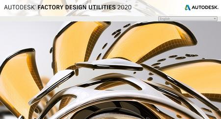 Autodesk Factory Design Utilities 2020 ISO