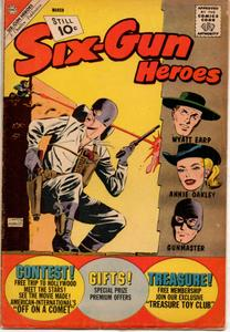 Six-Gun Heroes 067 (Charlton 1962)