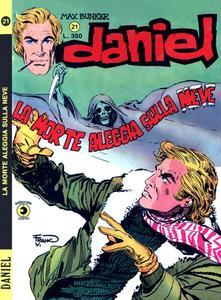 Daniel - Volume 21 - La Morte Aleggia Sulla Neve (Corno)