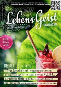 Lebensgeist Magazin – März 2020