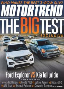 Motor Trend - May 2020