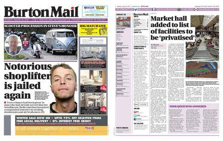 Burton Mail – January 20, 2018