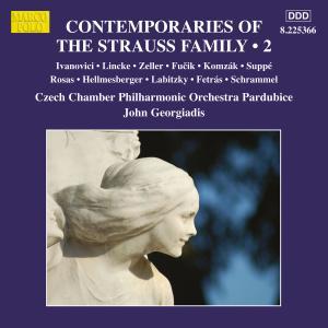 Komorní filharmonie Pardubice - Contemporaries of the Strauss Family, Vol. 2 (2015)