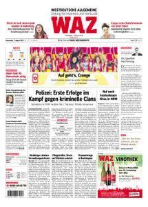 WAZ Westdeutsche Allgemeine Zeitung Oberhausen-Sterkrade - 02. August 2018
