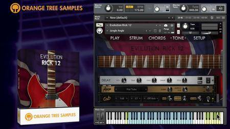 Orange Tree Samples - Evolution Rick 12 v1.1.61 KONTAKT UPDATE