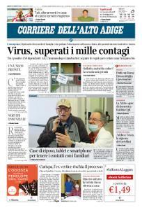 Corriere dell'Alto Adige – 28 marzo 2020