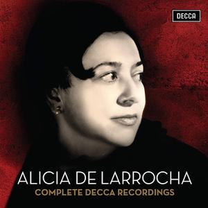 Alicia De Larrocha - Complete Decca Recordings (41CD Box Set, 2018) Part 4