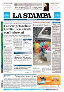 La Stampa Torino Provincia e Canavese - 23 Marzo 2018