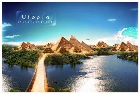 Wallpaper pack - Utopia