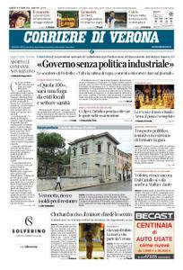 Corriere di Verona – 19 ottobre 2018