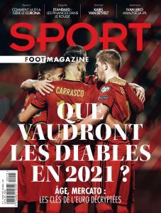 Sport Foot Magazine - 25 Mars 2020