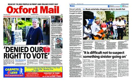 Oxford Mail – May 24, 2019