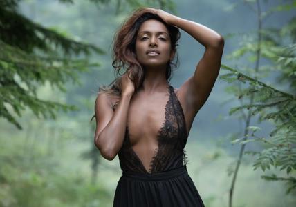 Nirmala Fernandes by David Merenyi