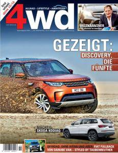 4WD Magazin - Oktober 2016