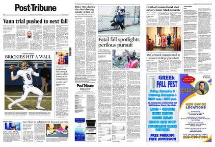 Post-Tribune – October 21, 2017