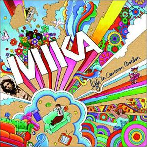 MIKA - Life In Cartoon Motion (2007) @320 + All Covers
