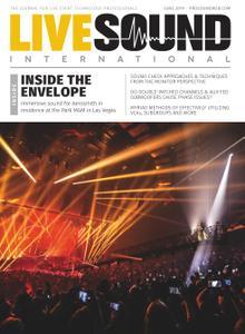 Live Sound International - June 2019