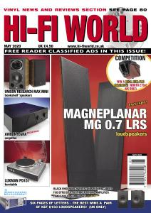 Hi-Fi World - May 2020