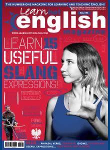 Hot English Magazine • Audio Edition • Number 193 • June 2018