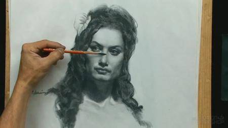 Drawing the Female Portrait - Construction and Abstraction Methods