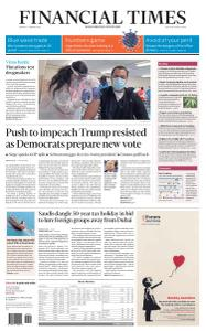 Financial Times USA - January 11, 2021