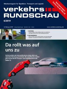 VerkehrsRundschau - 05. Februar 2019