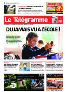 Le Télégramme Brest Abers Iroise – 13 mai 2020