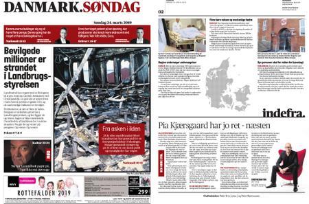Danmark – 24. marts 2019
