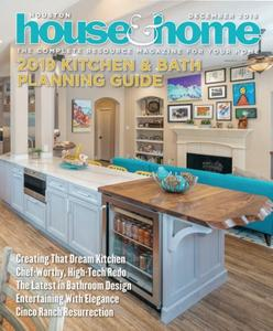 Houston House & Home - December 2018