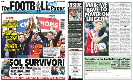 The Football League Paper – May 05, 2019