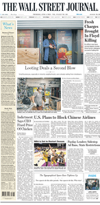 The Wall Street Journal – 04 June 2020