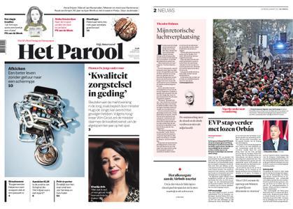 Het Parool – 02 maart 2019